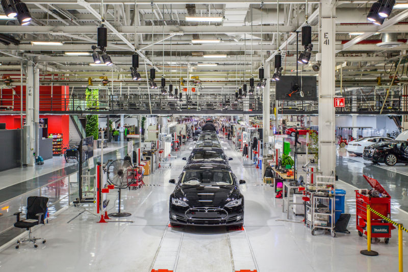 Tesla recalls 53,000 vehicles built in 2016 over faulty parking brake