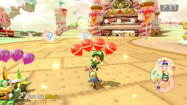 <em>Mario Kart 8 Deluxe</em>