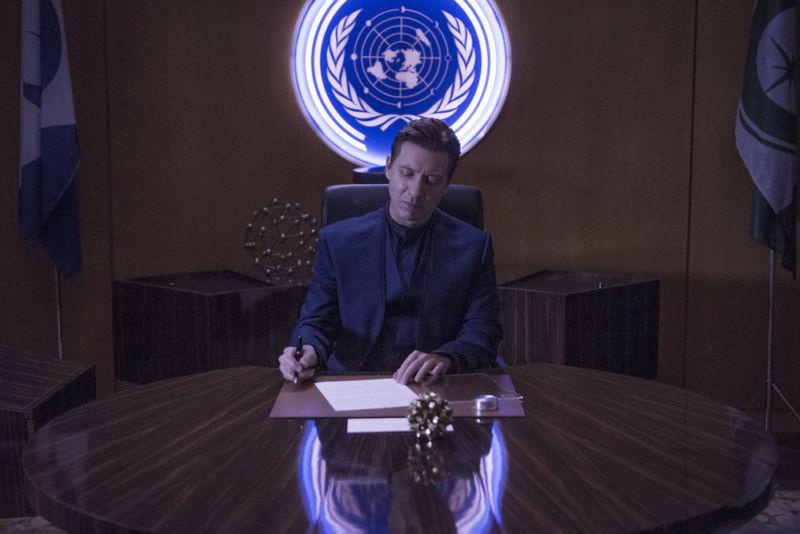Shawn Doyle as Sadavir Errinwright.