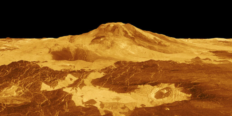 NASA signals interest in Venus and volcanoes for next science missions thumbnail