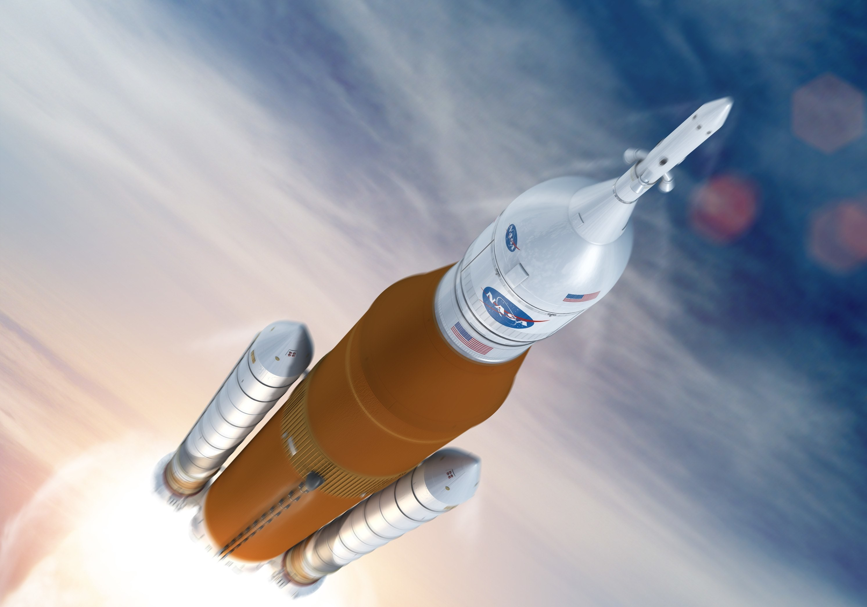 sls new space shuttle - photo #25