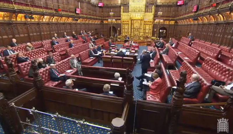 Digital Economy Bill passes through House of Lords and will soon be law