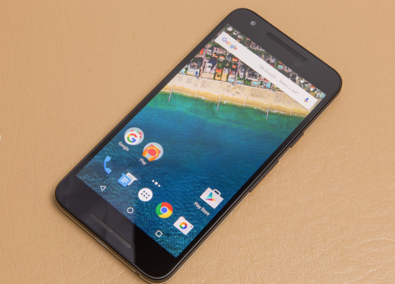 This Nexus 5X, when we reviewed it in 2015, did not malfunction.