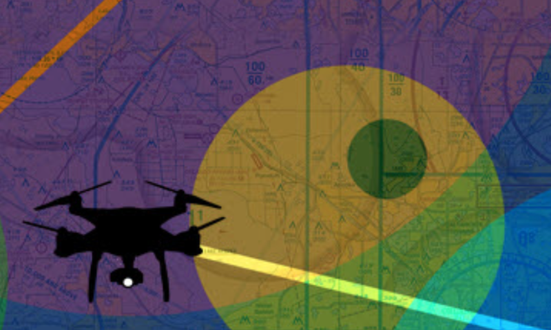 Aviation officials warn: Don't fly drones over US military bases