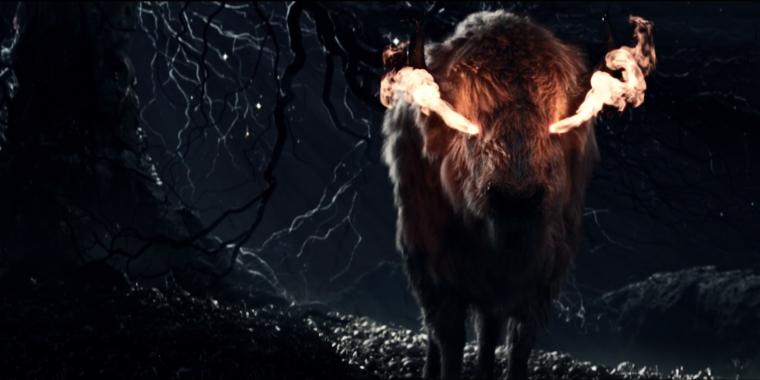photo image American Gods may have finally nailed the modern-fantasy formula on TV