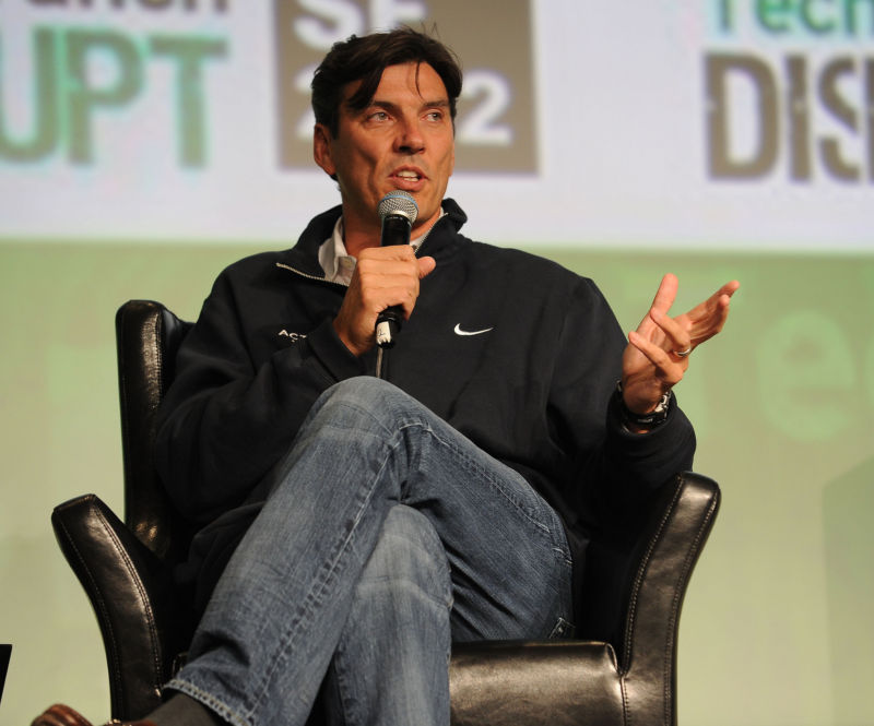 CEO Tim Armstrong.