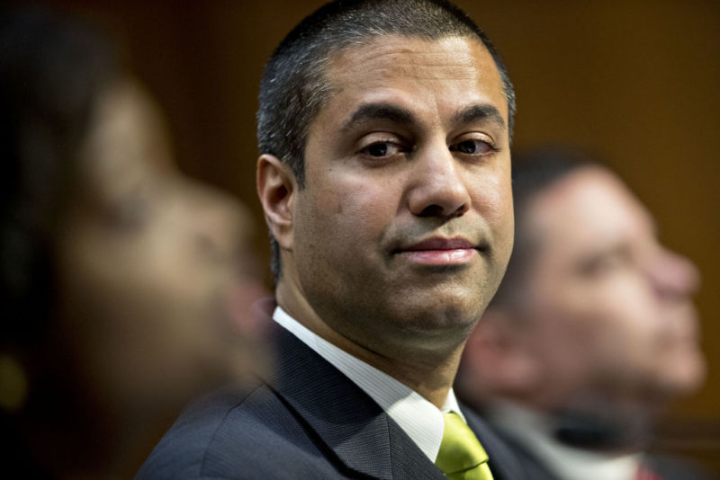 Ajit Pai says broadband market too competitive for strict privacy rules