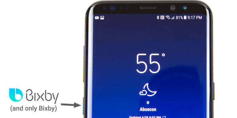 """Samsung's """"Bixby"""" assistant still can't grasp English, is delayed again"""
