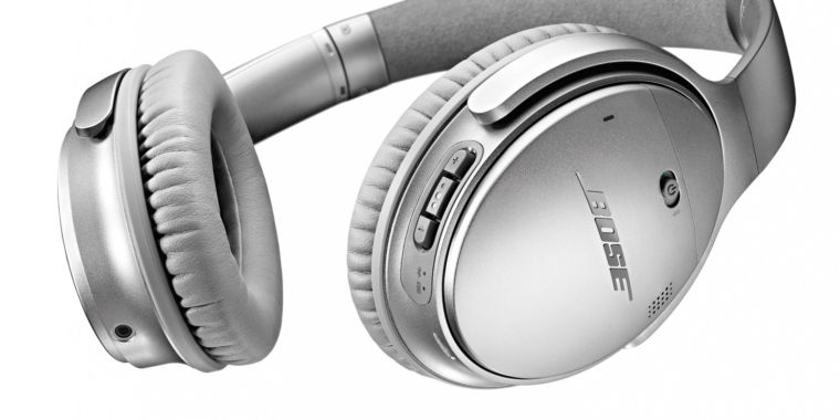 Man Claims his Bose Headphones Intercept What He's Listening to