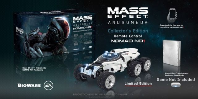 The limited edition remote-controlled Nomad you could win if you enter this contest!