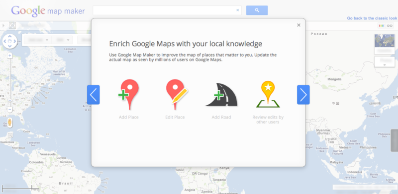 Google shuts down Google Maps' editing tools
