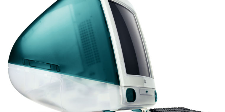 The iMac is 20 Years Old this Week