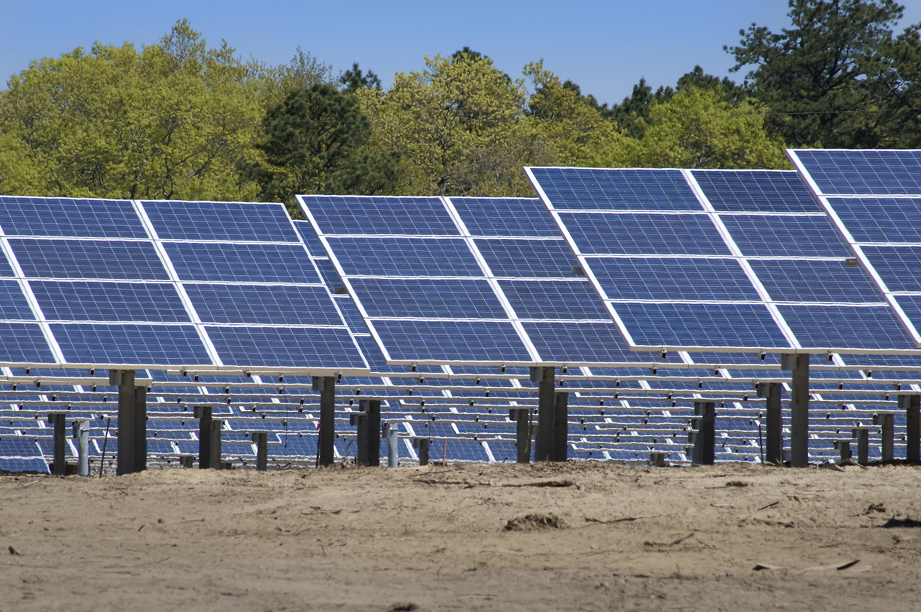 Solar energy has plunged in price where does it go from for Solar ranch