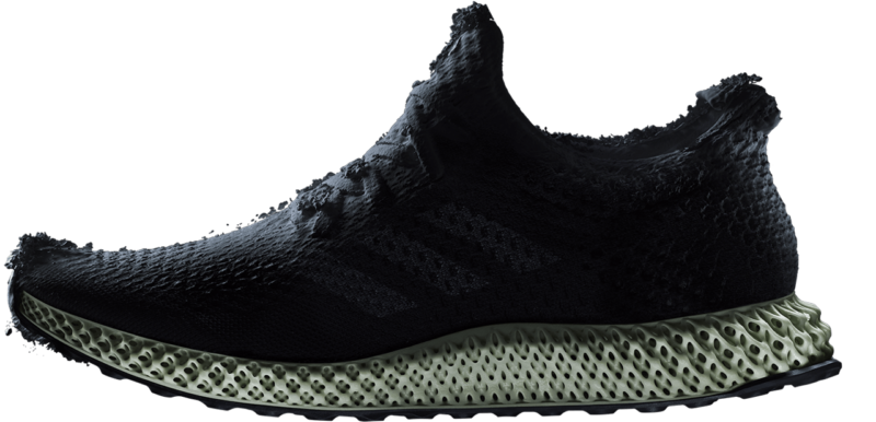 Adidas wants to sell 100,000 3-D printed sneakers