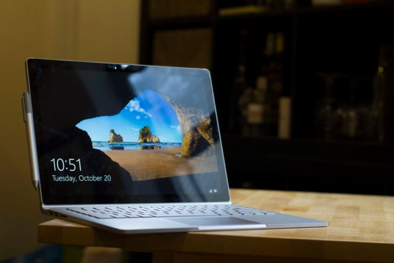 On a laptop like this, Windows 10's new Game Mode could give your multitasking system a much-needed gaming performance boost.