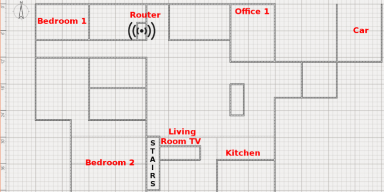 Send Wi-Fi companies floor plans, receive the ultimate mesh