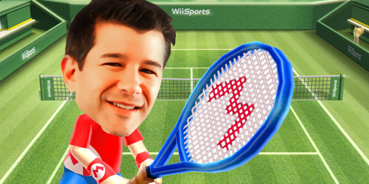 arstechnica.com - Kyle Orland - Was Uber's CEO really the second-best Wii Sports tennis player?