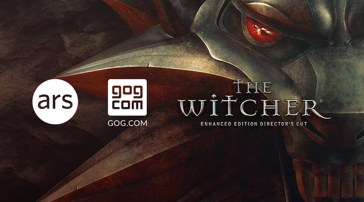 Ars is teaming up with GOG and we're giving away The Witcher to everyone
