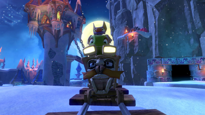 Yooka-Laylee review: Better than a '90s platformer