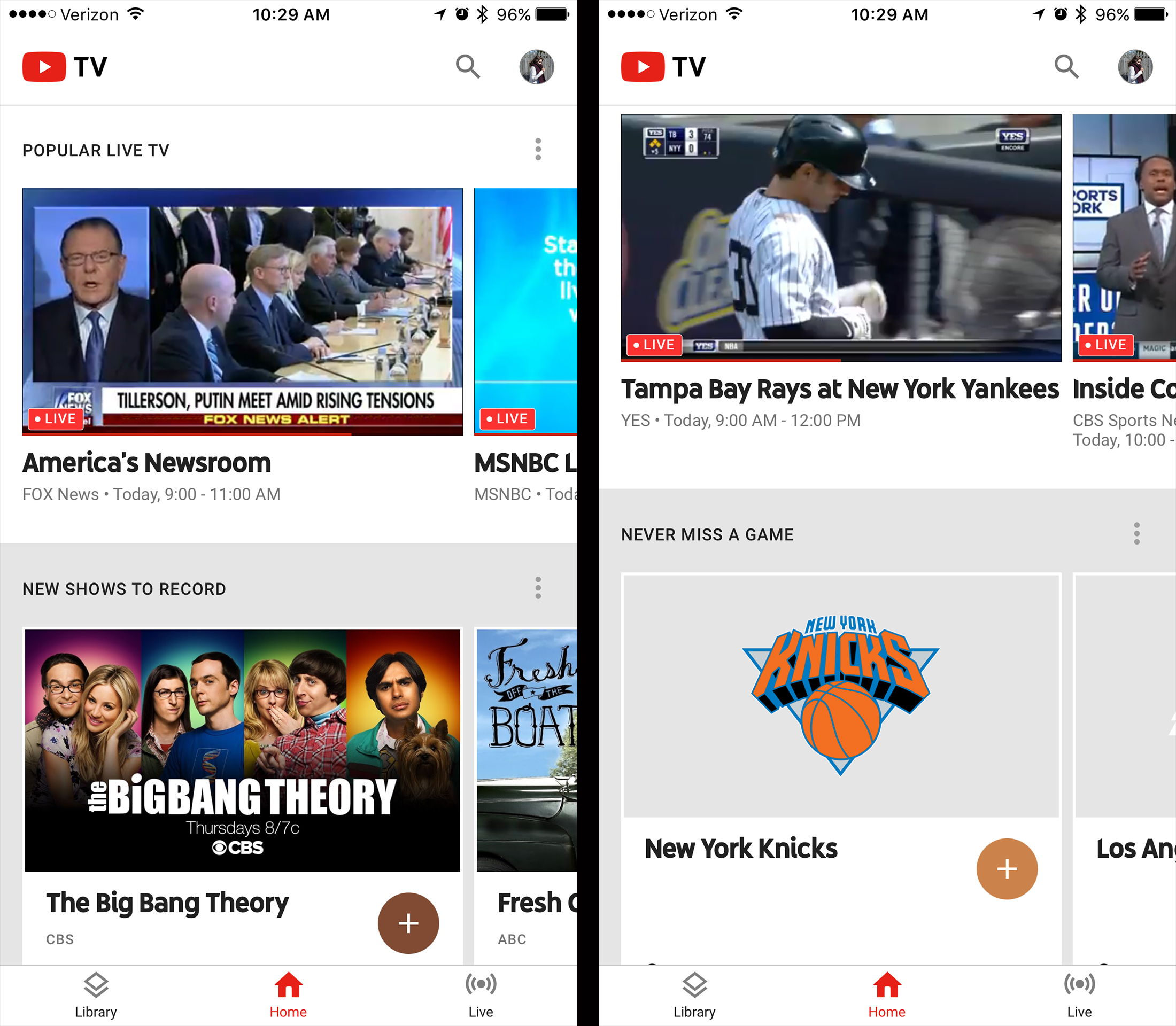 YouTube TV review: Not a game-changer out of the gate, but it could
