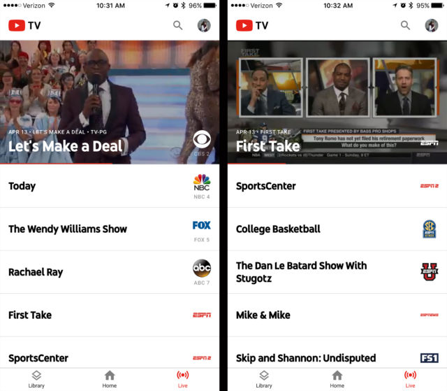 YouTube TV review: Not a game-changer out of the gate, but