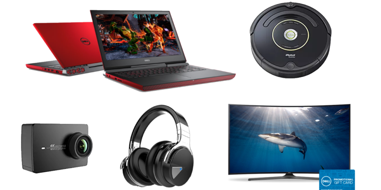 Deal Dash Com Tvs >> Dealmaster: Memorial Day deals like $250 off Dell's new gaming laptop and more | Ars Technica