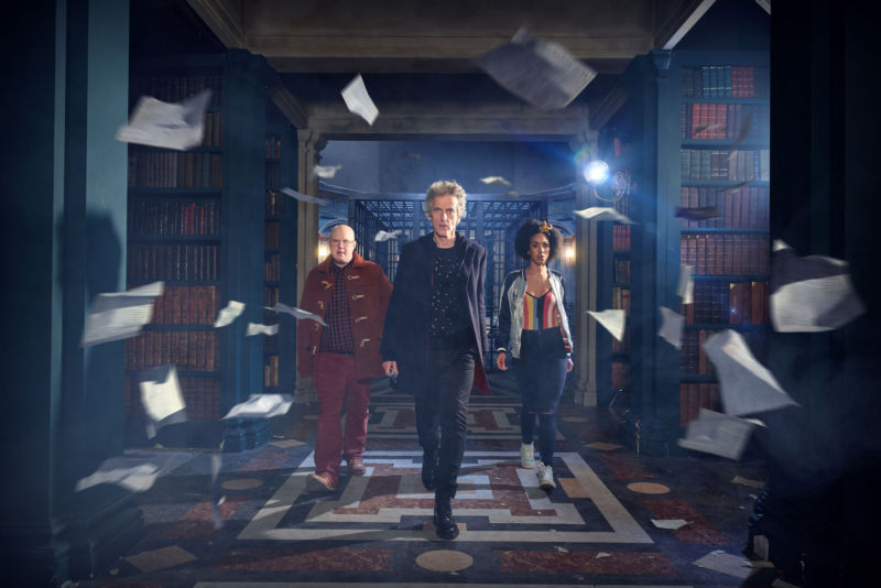 Doctor Who review: The Time Lord goes in search of the truth in Extremis