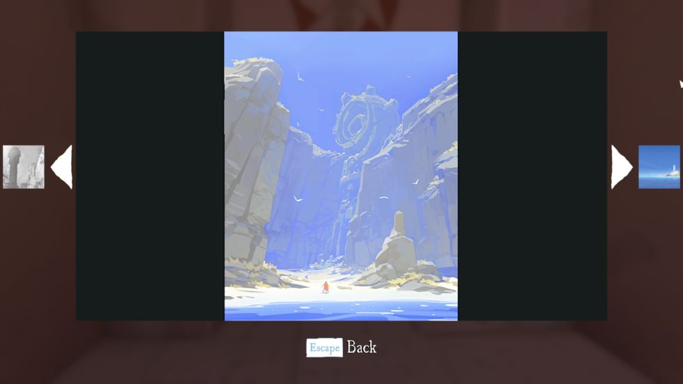 RiME has one of the best concept art galleries I've ever seen. Considering how long the game's been in development, that's no shocker.