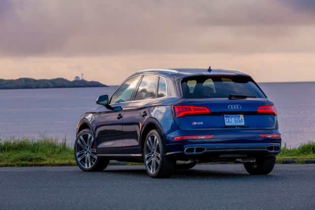 2018 Audi SQ5: A danger to sports sedans or window dressing