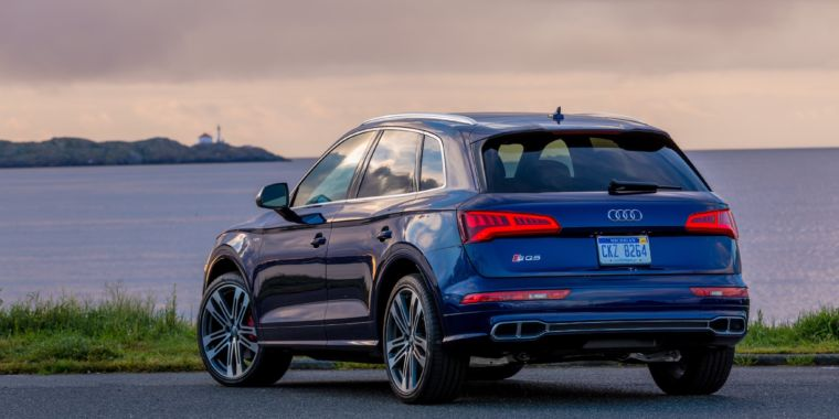 2018 Audi Sq5 A Danger To Sports Sedans Or Window Dressing Over Good Bones Ars Technica