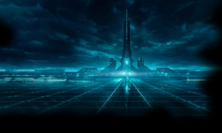 <em>Tron 2</em> may not have been the best movie, but it sure made the Internet look pretty.