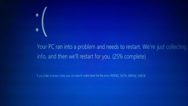 In a throwback to the '90s, NTFS bug lets anyone hang or crash Windows 7, 8.1