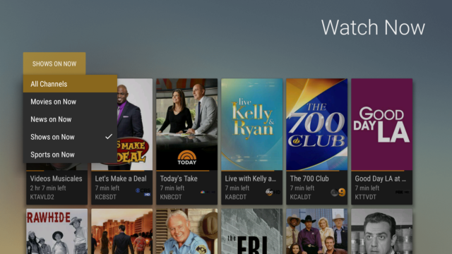Got an antenna and a tuner? You can now stream live TV with