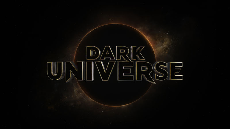 Not just any universe... a DARK one.