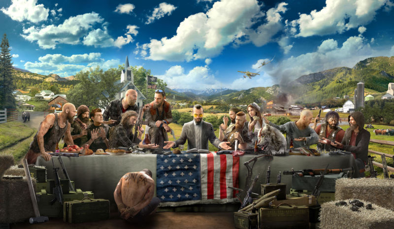 Far Cry 5 takes series to deadliest land of all: Disenfranchised America