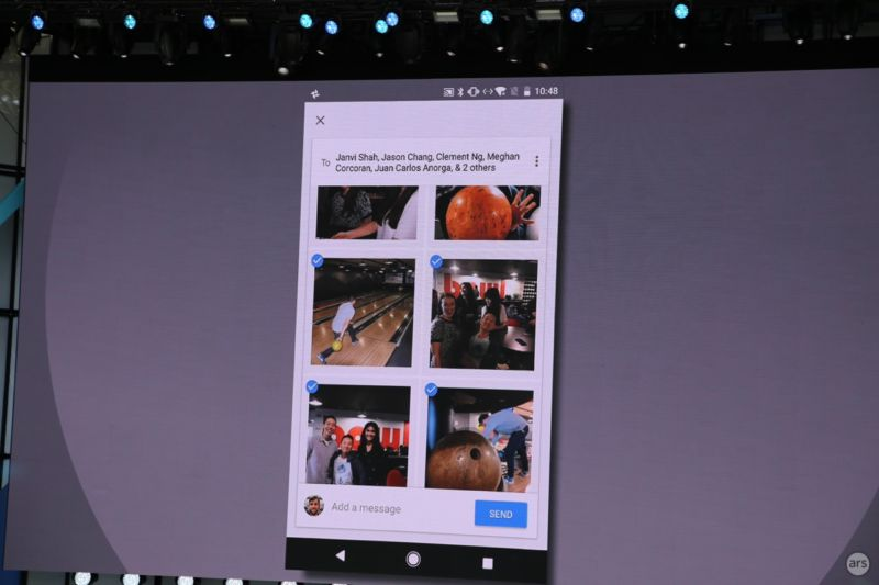 Updates to Google Photos ensure you'll actually see those party photos you're in
