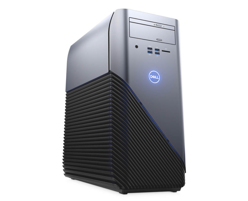 Casual gamers who want an affordable desktop now have an option from Dell