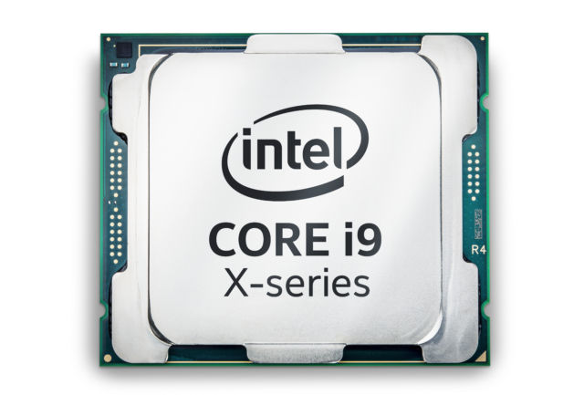 Intel Core i9 X-series Skylake-X.
