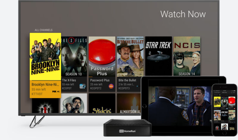 Got an antenna and a tuner? You can now stream live TV with Plex