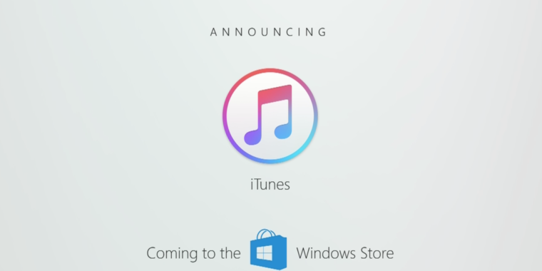 Spotify And-no Joke-iTunes are Coming to the Windows Store