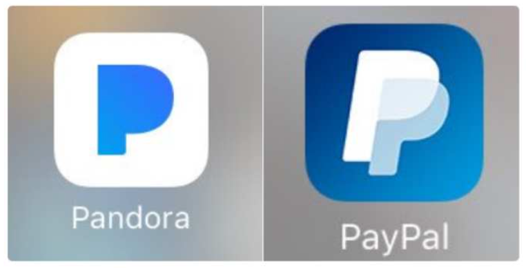 Paypal says Pandora's logo infringes, starts trademark battle