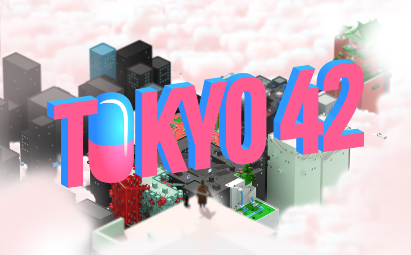 Tokyo 42 review: A beautiful isometric action game that misses the mark