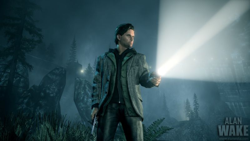 Alan Wake returns to digital storefronts after music rights snafu [Updated]