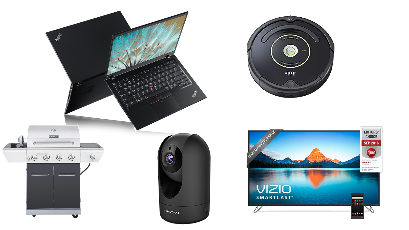 Deal Dash Com Tvs >> Dealmaster: Memorial Day deals like $350 off a Dell Inspiron 15 and more | Ars Technica