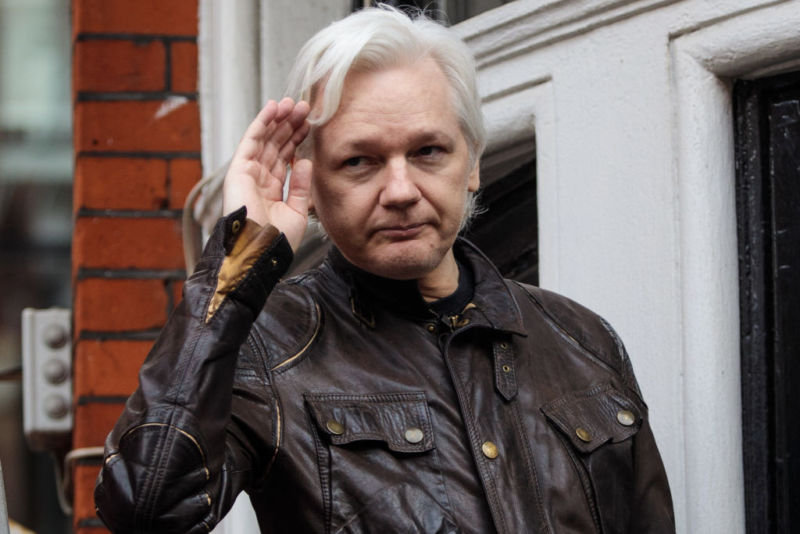 Swedish prosecutor drops investigation into Julian Assange for suspected rape