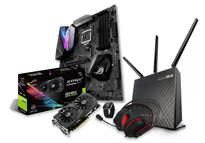 Ars Technica's spring giveaway: Win some free Asus gear