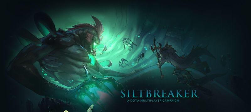 Siltbreaker, coming this month to Dota 2 for $10.