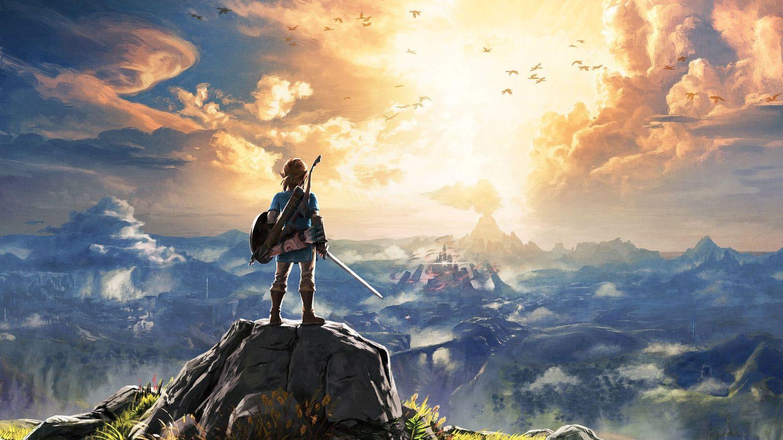 jeu vidéo et médiatisation - Zelda