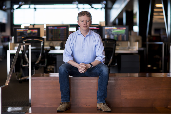 Matthew Prince, cofounder and chief executive officer of CloudFlare.