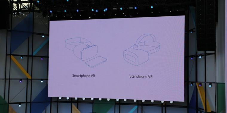 Google Announces Untethered, Fully Tracked, Standalone VR Headsets